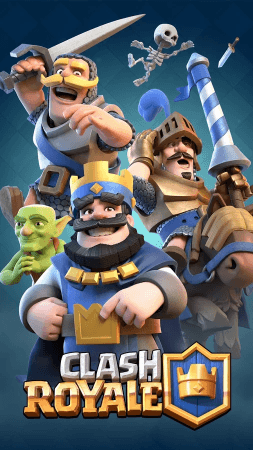 Clash Royale mobile screenshot
