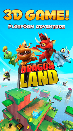 Dragon Land mobile screenshot
