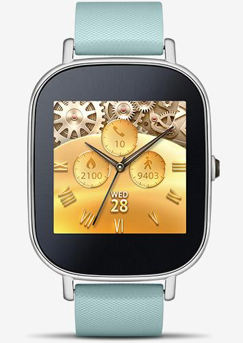 ASUS ZenWatch 2 front view