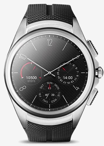 LG Watch Urbane 2nd Ed. LTE front view