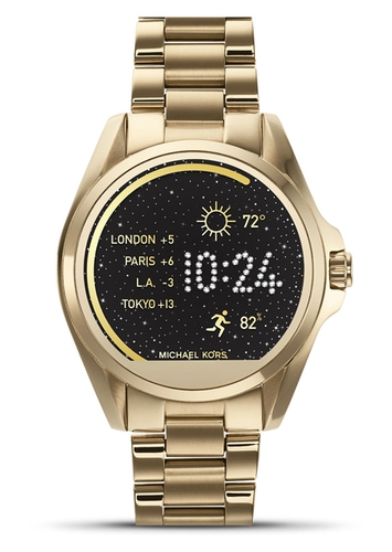 michael kors access bradshaw smartwatch. Black Bedroom Furniture Sets. Home Design Ideas