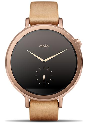 Moto 360 for Women front view