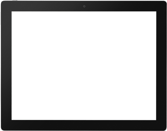 Animation of an Android tablet
