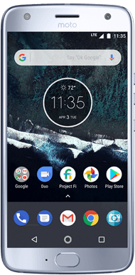Android One Moto X <sup>4</sup>