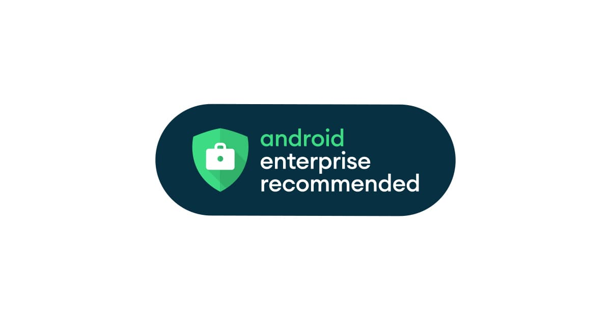 android android enterprise recommended の要件