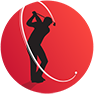 golf swing analyzer icon