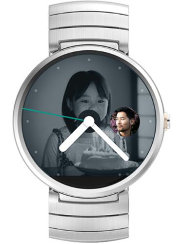Together Watch Face